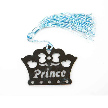 "2.25"" Princess Crown Bookmark"
