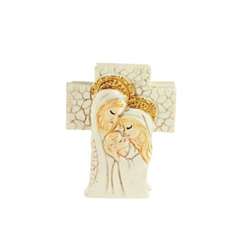 "1.75""  Holy Family Magnet"