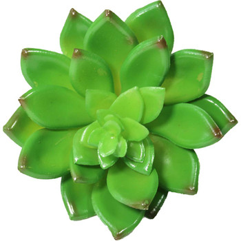 "3.5"" Green Artificial Succulent Plant"