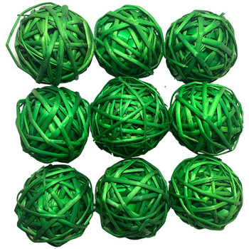 "2"" Green Vine Ball"