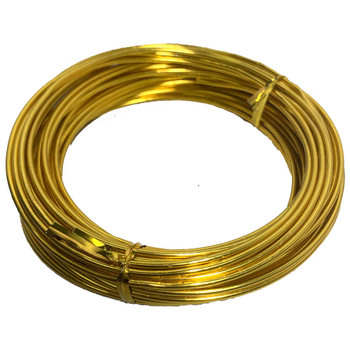 14 Gauge Gold Decorative Wire 39 Ft