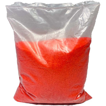 Red Fine Decorative Sand - 35oz