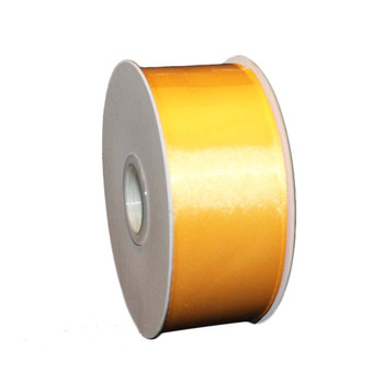 "1.5"" Sunshine Yellow Double Face Satin Ribbon"