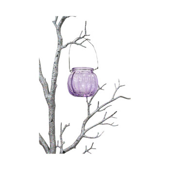 "3"" Lavender Hanging Cup Candle Holder"