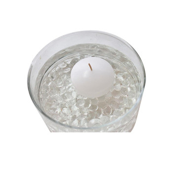 "2"" White Floating Candle"