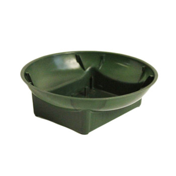 "6"" Green Single Design Bowl"