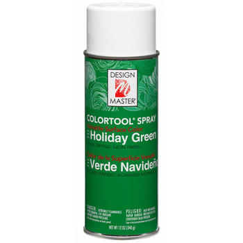Holiday Green Color Spray