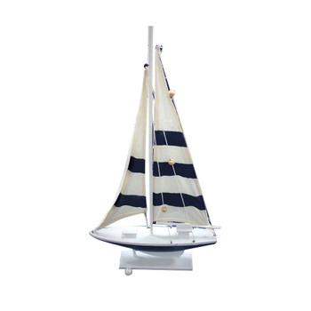 """22"""" Sail Boat"""