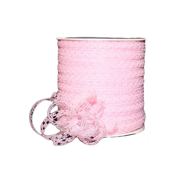 "3/16"" Light Pink Curling Ribbon"