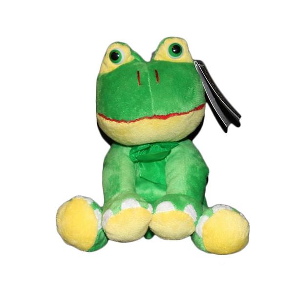 """6.5"""" Plush Frog"""