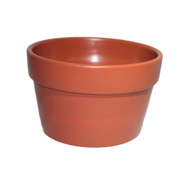 "4""H Terracotta Ceramic Pot Planter"