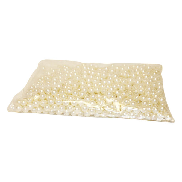 1Lb Bag of Ivory Pearls
