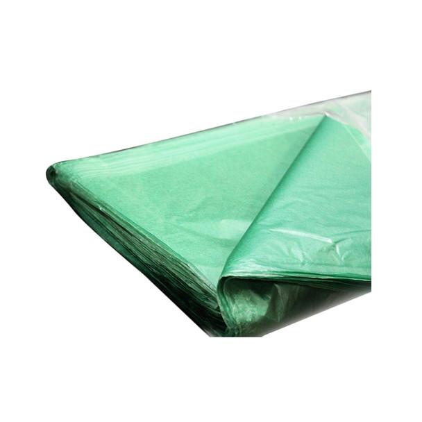 Green Wax Tissue