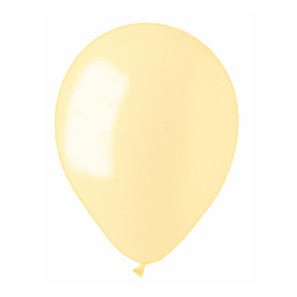 "12"" Standard Peach Balloons"