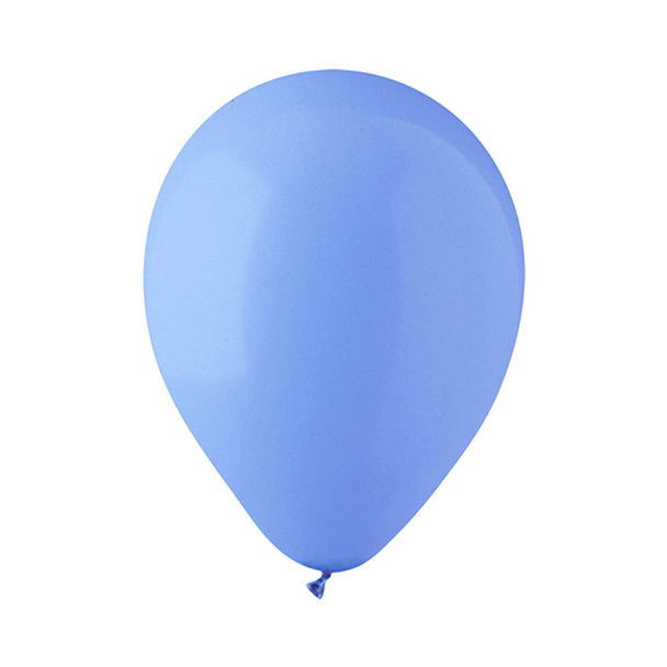 "12"" Standard Periwinkle Balloons"