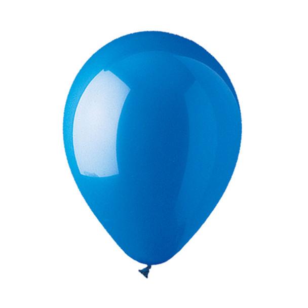 """12"""" Standard Blue Balloons"""