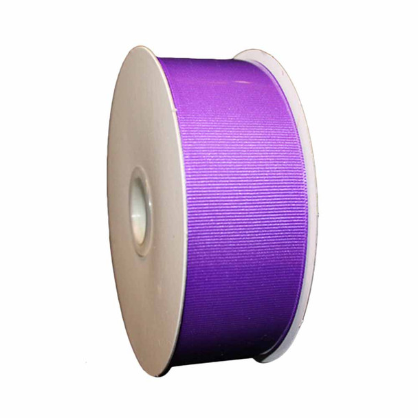 "1.5"" Purple Grosgrain Ribbon"