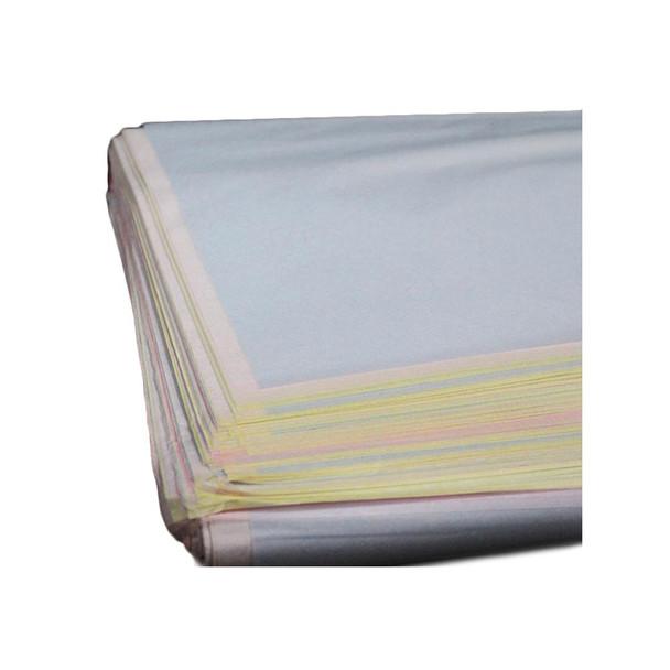 Rainbow Wax Tissue