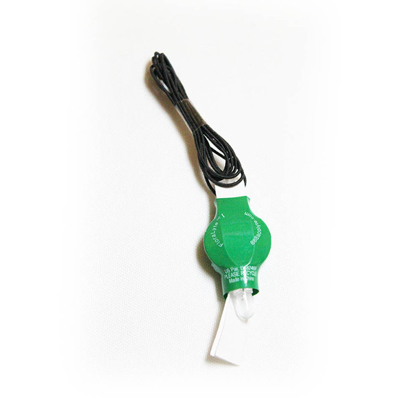 Green Disposable LED Light With String