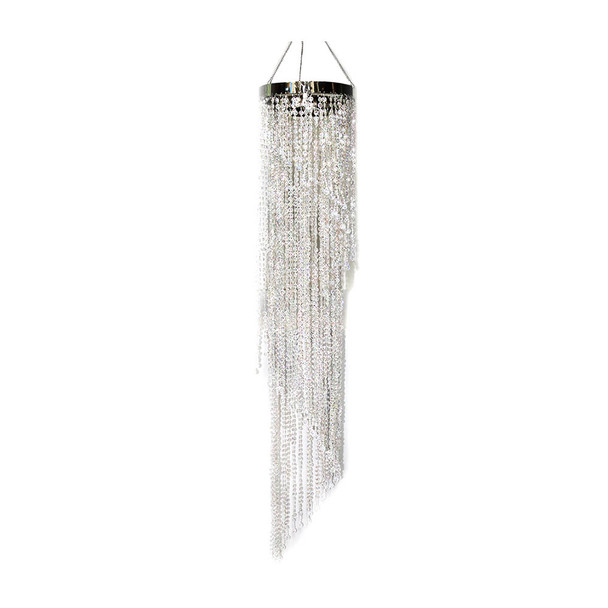 "47"" Crystal Chandelier"