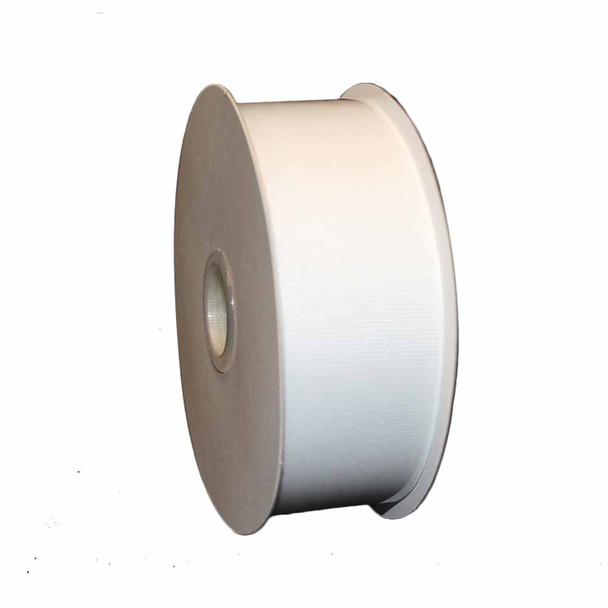 """1.5""""  White Grosgrain Ribbon"""