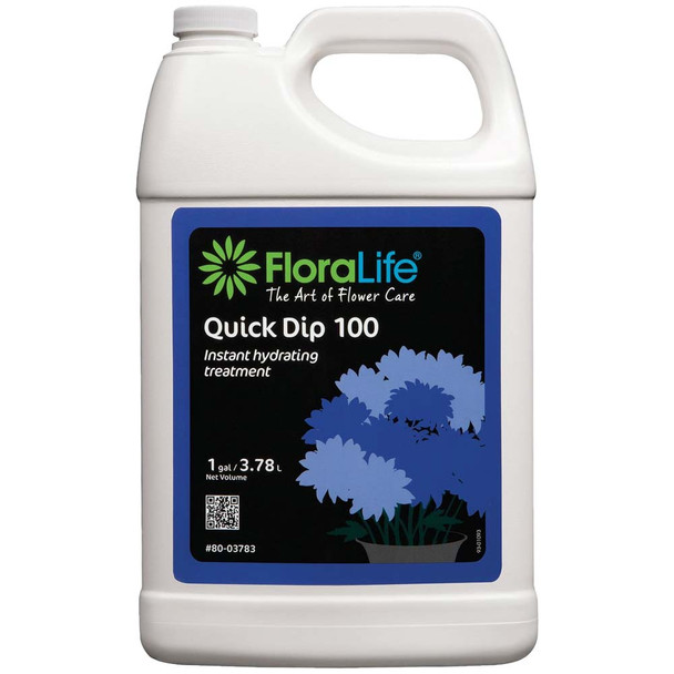 FloraLife Quick Dip 100 Instant Hydrating Solution
