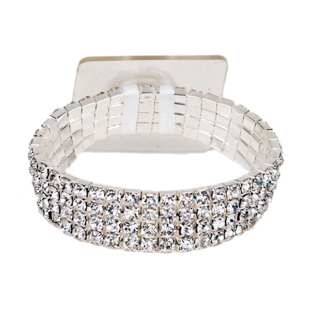 Crystal Rock Candy Bracelet Dazzle
