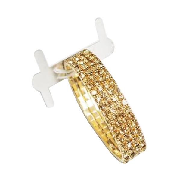 Gold Corsage Wristlet