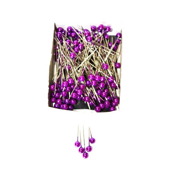 "2"" Purple  Corsage Pin"