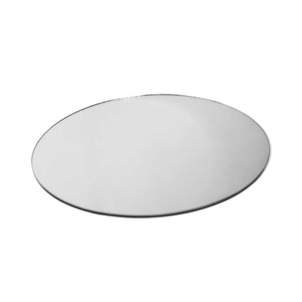 """8"""" Round Mirror Plate"""