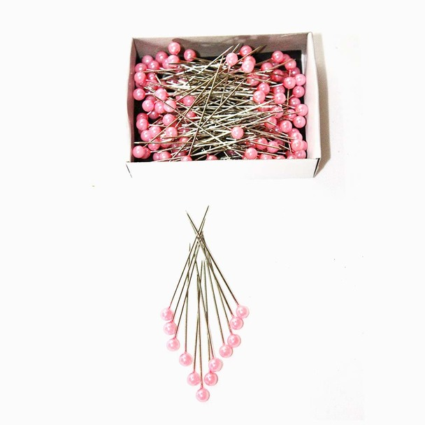 "2"" Pink Corsage Pins"