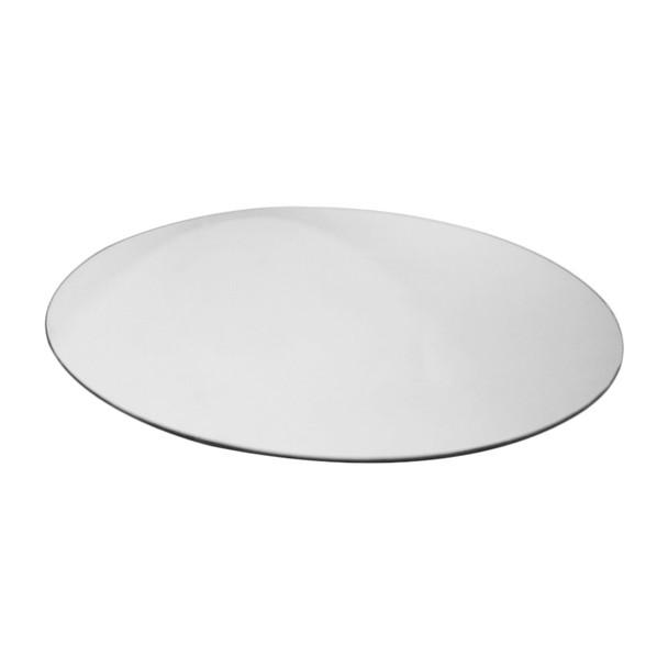 """14"""" Round Mirror Plate"""