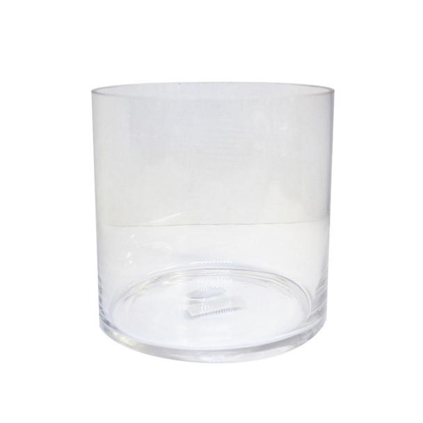 """6""""H Glass Cylinder Vase"""