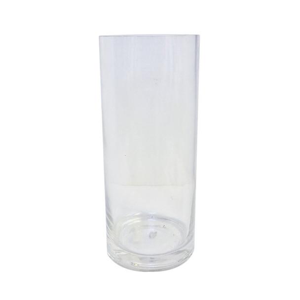 """12""""H Glass Cylinder Vase"""