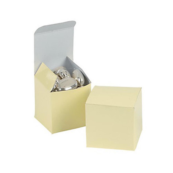 """2"""" Ivory Gift Boxes"""