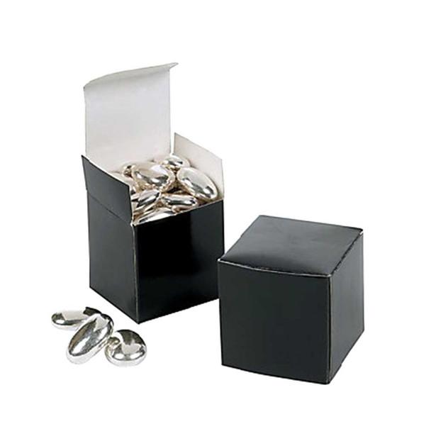 "2"" Black Gift Boxes"