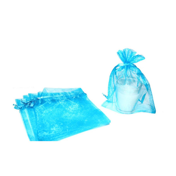 """3"""" Turquoise Pouch"""