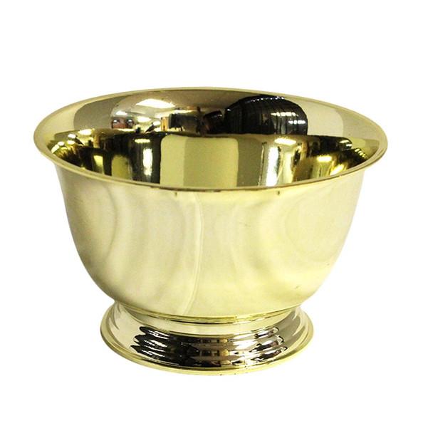 """8"""" Gold Design Bowl"""