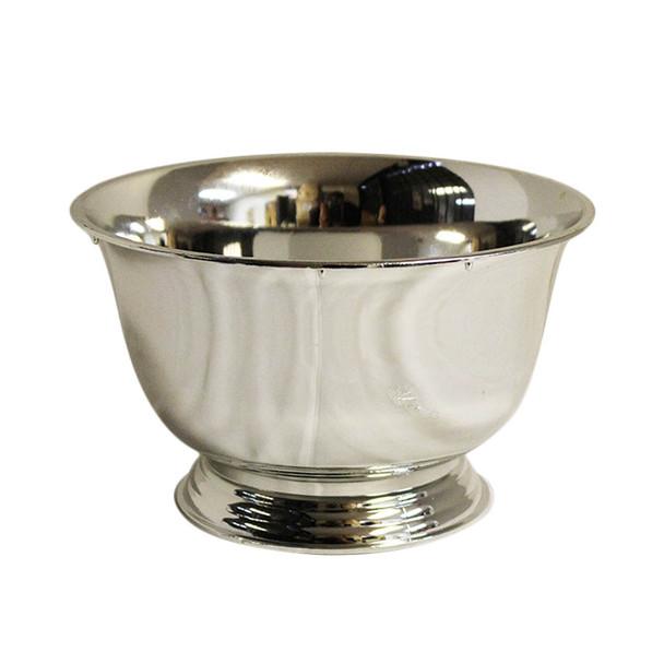 "8"" Silver Design Bowl"