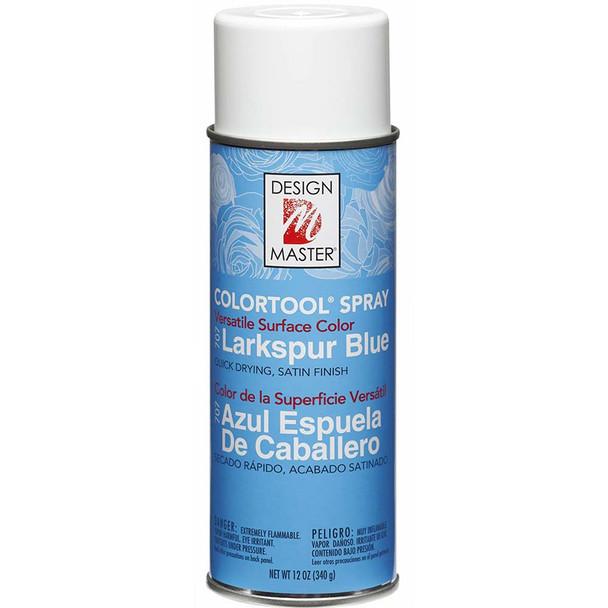 Larkspur Blue Color Spray