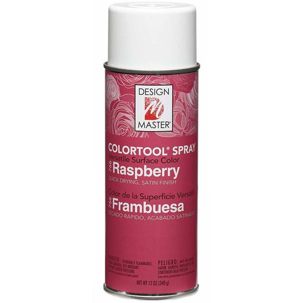 Raspberry Color Spray