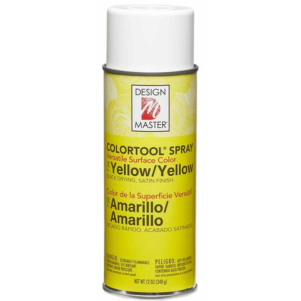 Yellow Yellow Color Spray