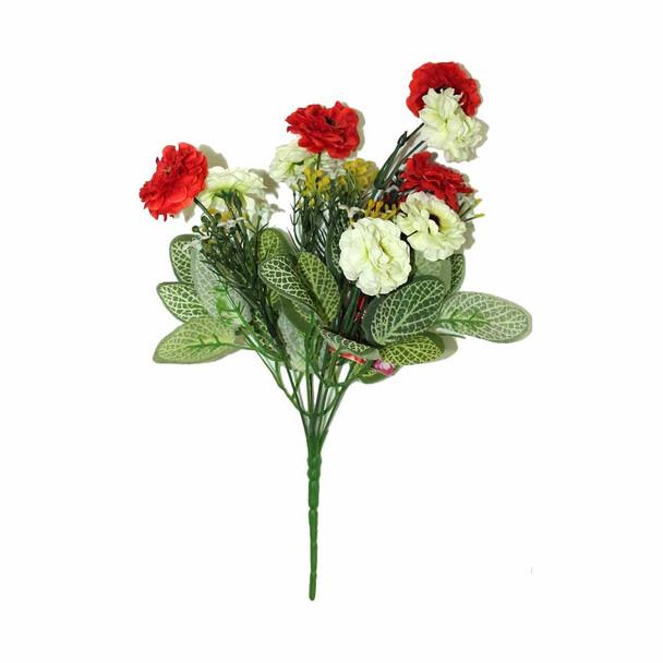 """12"""" Short Bunch Flower."""