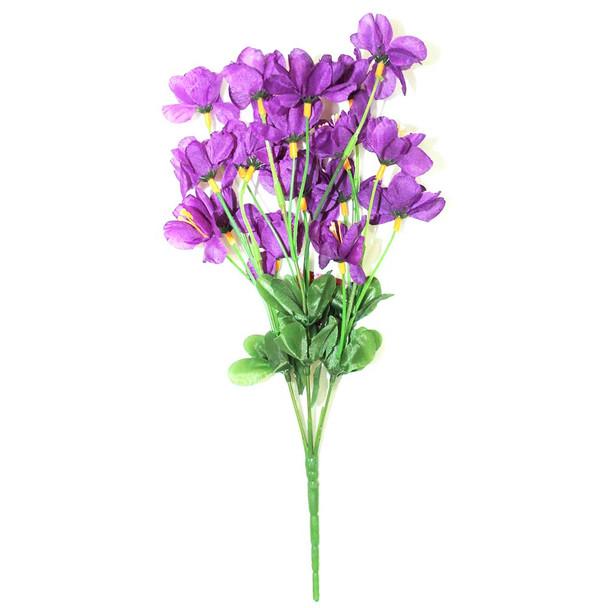 "12"" Lavender Short Bunch Flower"