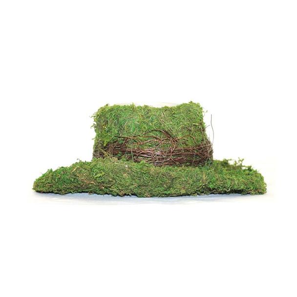 Small Moss Cowboy Hat