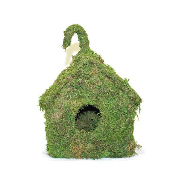 Maison Moss Birdhouse