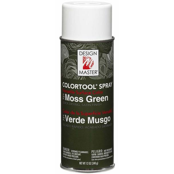 Moss Green Color Spray