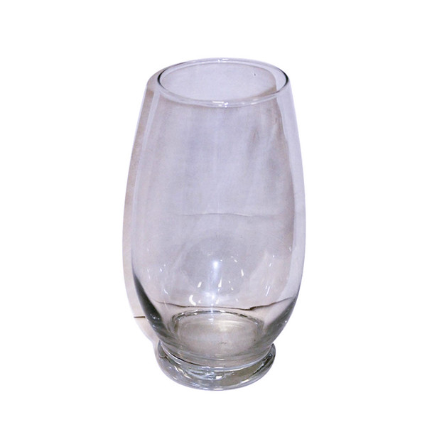 "9""H Celebrity Glass Vase"