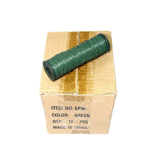 23 Gauge Green Spool Wire