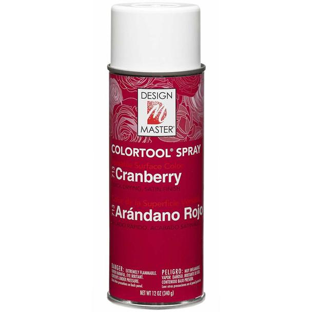 Cranberry Color Spray